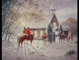 western christmas background wallpaper wallpapersafari