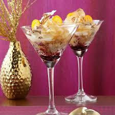 martini dessert cannoli martinis recipe taste of home