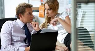relation au bureau vous êtes 54 de coquins à avoir eu une relation sexuelle avec un