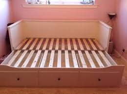 Daybed Frame Ikea Hemnes Daybed Frame Ikea With 2 Mattresses 1 New Hardly Used In 12