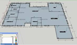 sketchup for floor plans how to convert autocad d plans into sketchup d models