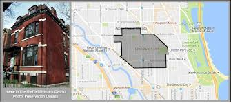 Lincoln Park Chicago Map by Sheffield Historic District Homes For Sale