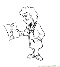 perfect doctor coloring pages colorings design 3404 unknown