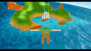Neverland Map Peter Pan Adventures In Neverland 3d Blender Game Engine Youtube