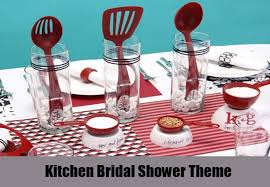kitchen shower ideas bridal shower theme ideas planning for bridal shower