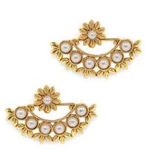 ear cuff online antique 2 in one stud ear cuff ear cuffs online and collection