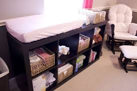 Changing Table Shelf 9 Creative And Convenient Uses For Storage Cubes Simplemost