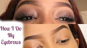 how to do eyebrows all about pottery collection and ideas