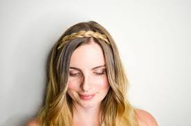 braid hairband easy hairband braid tutorial vancouver style beauty