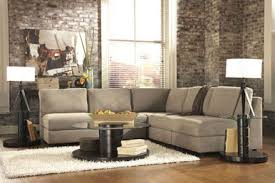valentino 5pc modern modular beige chenille sofa couch sectional