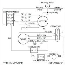 central air conditioner wiring diagram plus central air unit