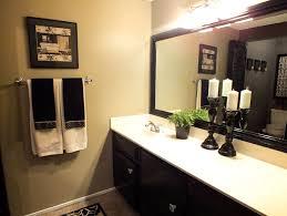 Diy Bathroom Mirror by Diy Bathroom Makeover Two Sisters Crafting