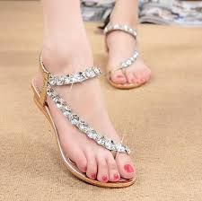 wedding shoes in sri lanka 2016 korean fashion women summer rhinestone sandals