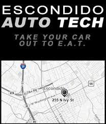 Brake And Light Inspection Price Escondido Auto Tech U2013 Take Your Car Out To E A T