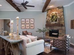 hgtv livingrooms design dilemma arranging furniture around a corner fireplace