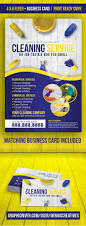 cleaning service cleaning business flyer cleaning services