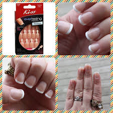 kiss everlasting french petites nails u2013 horrendous color