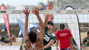 beach volleyball picks up two more wins in arizona hawaii athletics