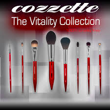 cozzette u0027s makeup brush collection available at blur makeup room