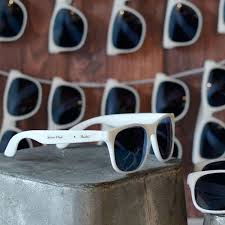 wedding favor sunglasses wedding favors glasses personalized untag