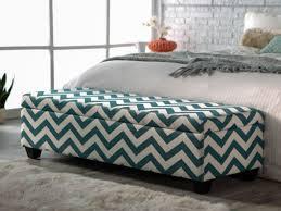 Small Upholstered Bedroom Bench Small Upholstered Storage Bench U2014 Jen U0026 Joes Design Stylish