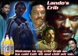 Lando Calrissian Meme - lando s crib the order of the sith