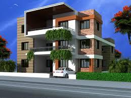 smart placement two storey duplex house plans ideas home design