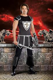 mens 3 pc one knight costume amiclubwear costume online