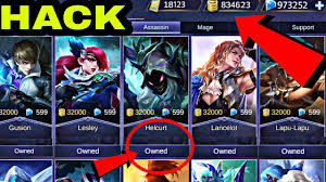 mod games android no root mobile legends bang bang unlimited hack mod apk no root 2018