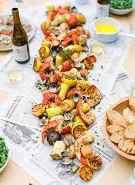 cajun party supplies host a seafood boil summer entertaining easy meals