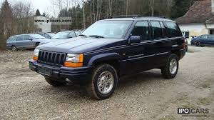 jeep grand limited 1998 1998 jeep grand 5 2 limited car photo and specs