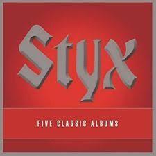styx album classical cds ebay