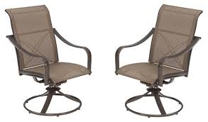 Patio Chair Set Of 2 by Casual Living Worldwide Recalls Swivel Patio Chairs Due To Fall