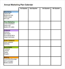 marketing schedule template 11 blog u0026 social content marketing