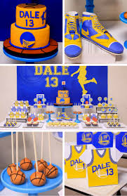 basketball party ideas basketball party inspirations birthday party ideas themes