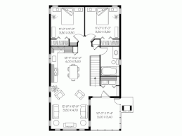 cabin blueprints floor plans eplans plan grandmother suite with garage 1080