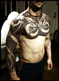 51 super awesome chest tattoo ideas for men u2022 awesomejelly com