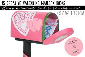 fab valentine u0027s day box ideas for kids krista gilbert