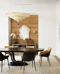 compact dining table dining room eclectic with beige walls blinds