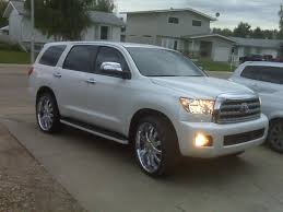 suv toyota sequoia 2008 toyota sequoia information and photos zombiedrive