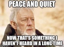 Peace Memes - obi wan kenobi meme imgflip