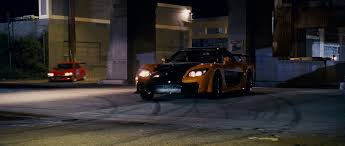 mazda rx7 fast and furious image han fleeing mazda rx 7 veilside 2 png the fast and