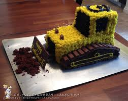 coolest homemade construction vehicles cakes