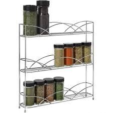 Kitchen Spice Rack Ideas Kitchen Fabulous Wall Spice Cabinet Revolving Spice Rack Target