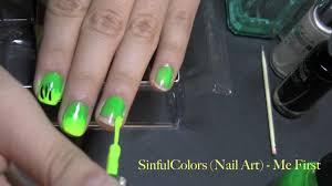green nail art ideas images nail art designs