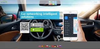 3g auto android rückspiegel monitor dashcam mit google maps