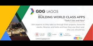 app building class gdg lagos conference
