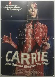 carrie 1976 1st release german a1 the poster collector