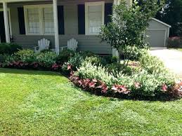 Low Maintenance Front Garden Ideas Maintenance Free Landscaping Front Yard Small Front Yard