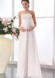 pregnancy wedding dresses buy australia strapless floor length maternity wedding dresses